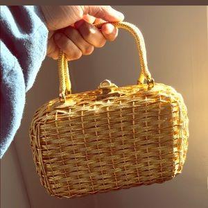 Handbags - ✨ mini gold purse ✨ ( limited edition)